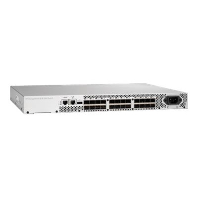 Hewlett Packard Enterprise AM866C#ABA 8/8 BASE E PT ENABLED SAN SWCH