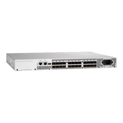 Hewlett Packard Enterprise AM867C#ABA 8/8 BASE 8PT ENABLED SAN SWCH