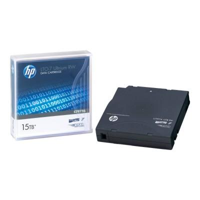 Hewlett Packard Enterprise C7977A Ultrium RW Data Cartridge - LTO Ultrium 7 - 6 TB / 15 TB - write-on labels - slate blue