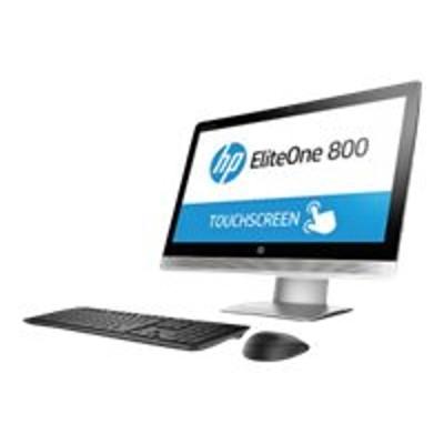 HP Inc. P5V04UT#ABA EliteOne 800 G2 - All-in-one - 1 x Core i5 6500 / 3.2 GHz - RAM 4 GB - HDD 500 GB - DVD SuperMulti - HD Graphics 530 - GigE - WLAN : 802.11a