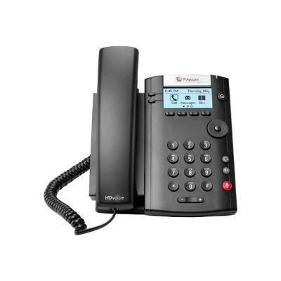 Polycom 2200-40450-019 VVX 201 - VoIP phone - SIP  SDP - 2 lines