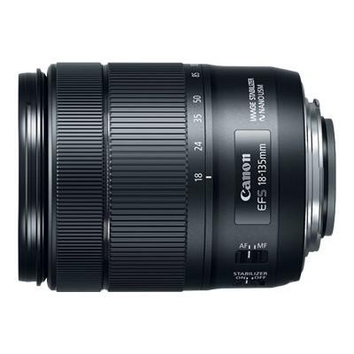 Canon 1276C002 EF-S - Zoom lens - 18 mm - 135 mm - f/3.5-5.6 IS USM -  EF-S - for EOS 1300  700  77  80  800  8000  9000  Kiss X80  Kiss X8i  Kiss X9i  Rebel T6
