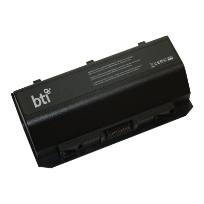 Battery Technology inc AS-G750 Notebook battery - 1 x lithium ion 8-cell 5600 mAh - for ASUS ROG G750JH  G750JM  G750JS  G750JW  G750JX  G750JY  G750JZ