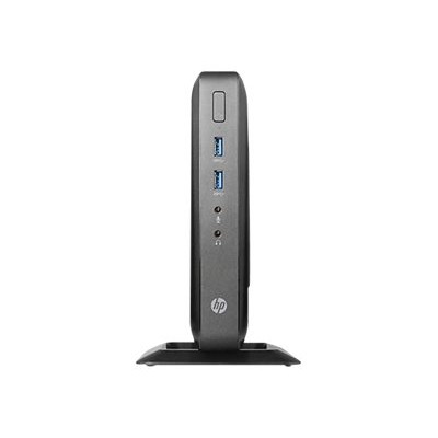 HP Inc. V2V46UT#ABA Flexible Thin Client t520 - Thin client - tower - 1 x GX-212JC 1.2 GHz - RAM 8 GB - SSD 64 GB - Radeon HD - GigE - Win 10 IOT Enterprise 64-