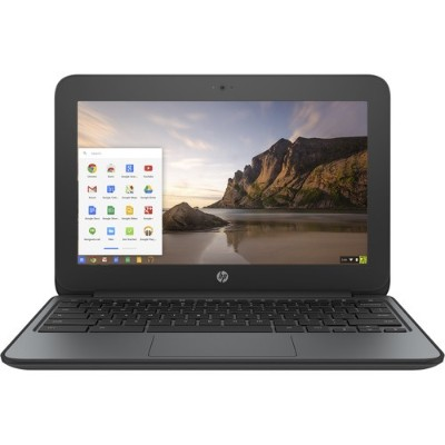 HP Inc. V2W29UT#ABA Chromebook 11 G4 - Education Edition - Celeron N2840 / 2.16 GHz - Chrome OS - 2 GB RAM - 16 GB eMMC - 11.6 TN 1366 x 768 (HD) - HD Graphics