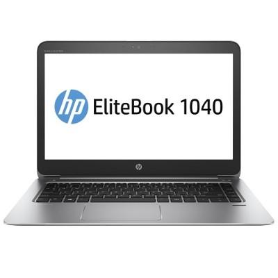 HP Inc. W0C83UT#ABA Smart Buy EliteBook 1040 G3 Intel Core i7-6500U Dual-Core 2.50GHz Notebook PC - 8GB RAM  512GB SSD  14 QHD UWVA LED  802.11a/b/g/n/ac  Bluet