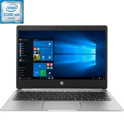 HP Inc. W0S06UT#ABA Smart Buy EliteBook Folio G1 Intel Core m5-6Y54 Dual-Core 1.10GHz Notebook PC - 8GB RAM  256GB SSD  12.5 FHD UWVA LED  802.11a/b/g/n/ac  Blu