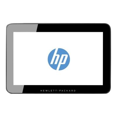 HP Inc. F7A92AA Retail Integrated CFD - Customer display - 7 - 1024 x 600 - 250 cd/m² - 700:1 - 30 ms - USB -  black - USB
