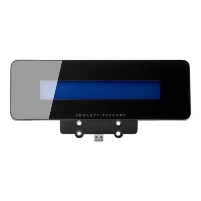 HP Inc. G6U79AA Customer display - 370 cd/m² - USB - USB