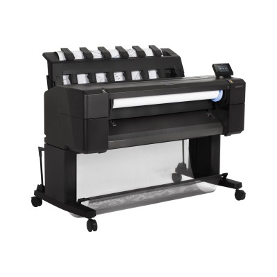 HP Inc. L2Y22B#BCB DesignJet T930 - 36 large-format printer - color - ink-jet - Roll (36 in x 300 ft)  36 in x 48 in - 2400 x 1200 dpi - up to 0.4 min/page (mon