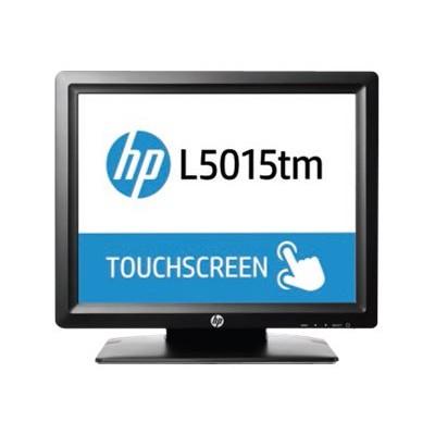 HP Inc. M1F94AA#ABA L5015tm - LED monitor - 15 - open frame - touchscreen - 1024 x 768 - 250 cd/m² - 700:1 - 16 ms - VGA  USB - black
