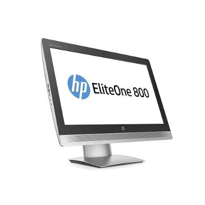 HP Inc. T6C26AW#ABA EliteOne 800 G2 - All-in-one - 1 x Core i5 6500 / 3.2 GHz - RAM 8 GB - HDD 500 GB - DVD SuperMulti - HD Graphics 530 - GigE - WLAN: 802.11a/