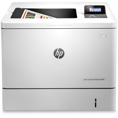 HP Inc. B5L25AR#BGJ Color LaserJet Enterprise M553dn Printer - Refurbished