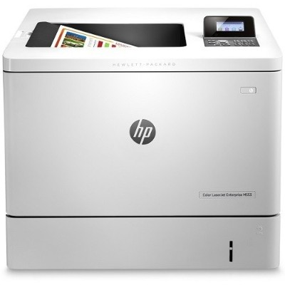HP Inc. B5L24AR#BGJ Color LaserJet Enterprise M553n Printer - Refurbished