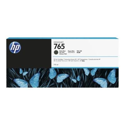 HP Inc. F9J55A 765 - 775 ml - matte black - original - ink cartridge - for DesignJet T7200 Production Printer