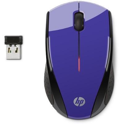 HP Inc. K5D29AA#ABA X3000 Wireless Mouse - Purple