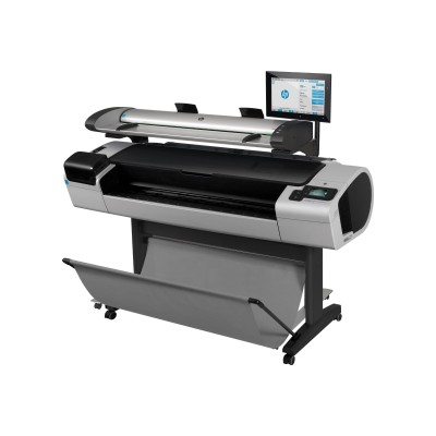 HP Inc. L3S81B#B1K DesignJet SD Pro MFP - 44 multifunction printer - color - ink-jet - Roll (44.02 in) (original) - Roll (44 in)  44 in x 66 in (media) - up to