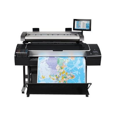 HP Inc. L3S82C#B1K DesignJet HD Pro MFP - 44 multifunction printer - color - ink-jet - Roll (42.01 in) (original) - Roll (44 in)  44 in x 66 in (media) - up to