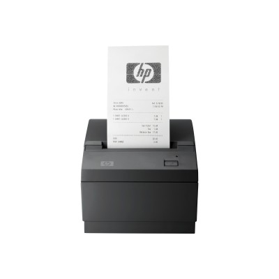 HP Inc. M2D54AA Receipt printer - two-color (monochrome) - thermal paper - Roll (3.15 in) - 203 dpi - up to 826.8 inch/min - USB 2.0  LAN  serial