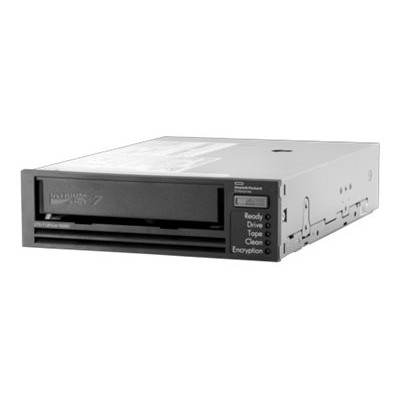 Hewlett Packard Enterprise BB873A StoreEver LTO-7 Ultrium 15000 - Tape drive - LTO Ultrium (6 TB / 15 TB) - Ultrium 7 - SAS-2 - internal - 5.25 - encryption