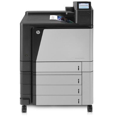 HP Inc. A2W78AR#BGJ Color LaserJet Enterprise M855xh Printer - Refurbished