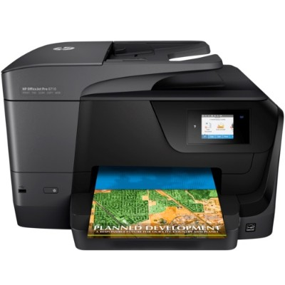 HP Inc. M9L66A#B1H OfficeJet Pro 8710 All-in-One Printer