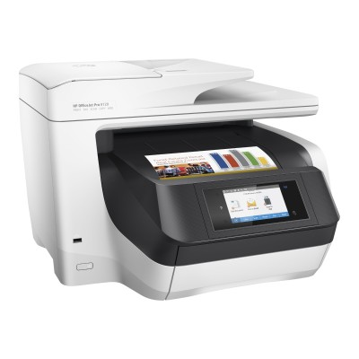 HP Inc. M9L75A#B1H Officejet Pro 8720 All-in-One - Multifunction printer - color - ink-jet - Legal (8.5 in x 14 in) (original) - A4/Legal (media) - up to 37 ppm