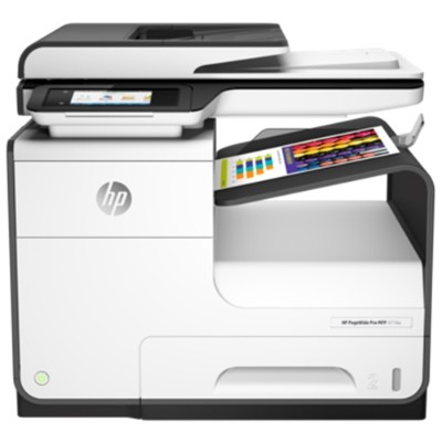 HP Inc. D3Q20A#B1H PageWide Pro 477dw - Multifunction printer - color - ink-jet - Legal (8.5 in x 14 in) (original) - A4/Legal (media) - up to 55 ppm (copying)