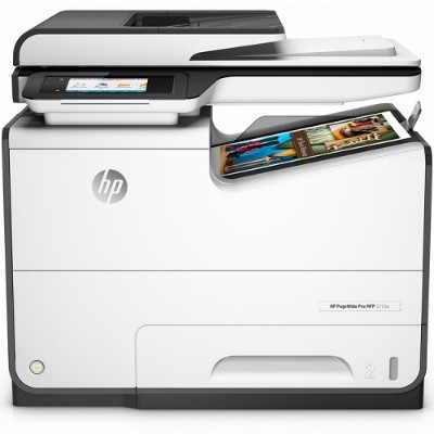 HP Inc. D3Q21A#B1H PageWide Pro 577dw - Multifunction printer - color - ink-jet - Legal (8.5 in x 14 in) (original) - A4/Legal (media) - up to 70 ppm (copying)