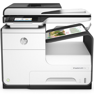 HP Inc. D3Q19A#B1H PageWide Pro 477dn - Multifunction printer - color - ink-jet - Legal (8.5 in x 14 in) (original) - A4/Legal (media) - up to 55 ppm (copying)