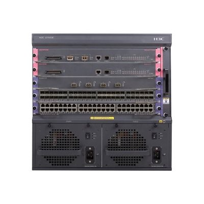 Hewlett Packard Enterprise JD240C 7503 - Switch - L4-L7 - managed - rack-mountable