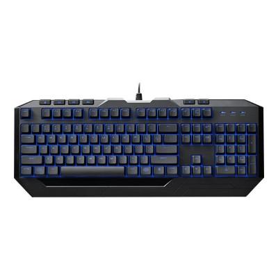 Cooler Master SGB-3030-KKMF1-US Devastator 2 Blue Version - Keyboard and mouse set - USB - US - black