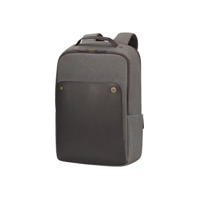 HP Inc. P6N22UT Smart Buy 15.6 Executive Brown Backpack