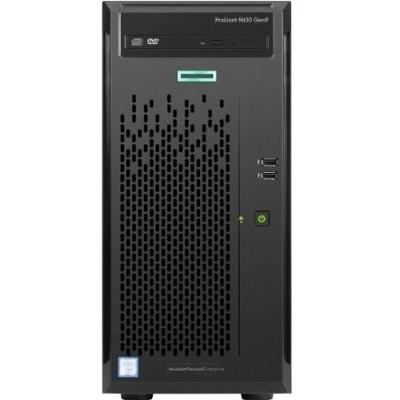 Hewlett Packard Enterprise 838122-S01 ProLiant ML10 Gen9 - Server - tower - 4U - 1-way - 1 x Xeon E3-1225V5 / 3.3 GHz - RAM 4 GB - SATA - non-hot-swap 3.5 - HDD