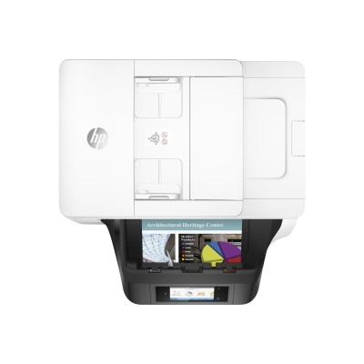 HP Inc. K7S42A#B1H Officejet Pro 8740 All-in-One - Multifunction printer - color - ink-jet - Legal (8.5 in x 14 in) (original) - A4/Legal (media) - up to 37 ppm