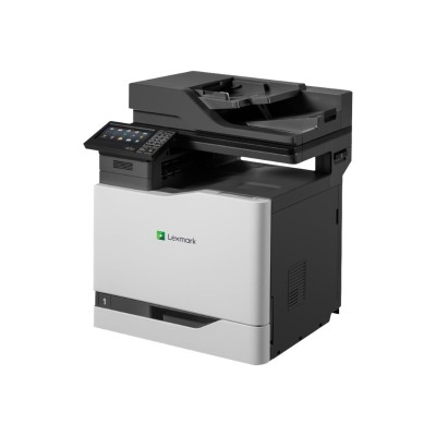 Lexmark 42KT012 CX820dtfe - Multifunction printer - color - laser - Legal (8.5 in x 14 in)/A4 (8.25 in x 11.7 in) (original) - A4/Legal (media) - up to 52 ppm (