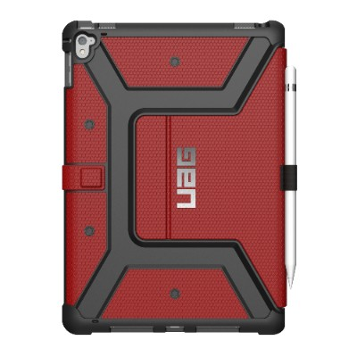 Urban Armor Gear IPDPRO9.7-RED Magma Case for iPad Pro 9.7