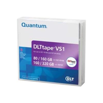 Quantum MR-V1MQN-01 80/160GB DLTtape VS1 tape media data cartridge