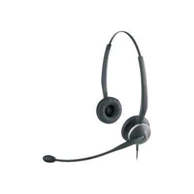 Jabra 01-0247 Flex Noise-Cancelling Binaural Headset