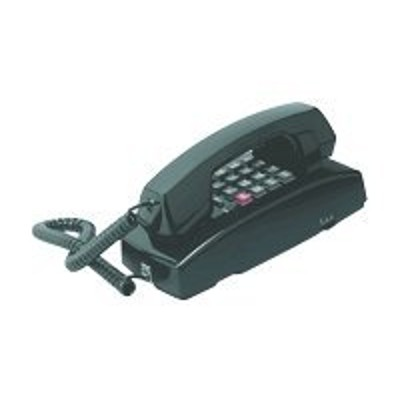 Avaya 108209032 2554 - Corded phone - single-line operation - black