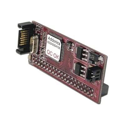 Addonics Adidesa Ide-serial Ata Converter - Storage Controller - Ata-133 - Sata - For Combo Hard Drive  Pocket Exdrive