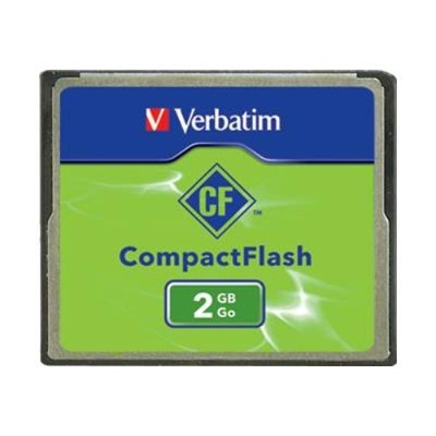 Verbatim 47012 CompactFlash 2GB Memory Card