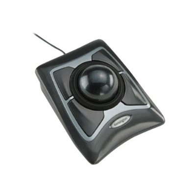Kensington 64325 Expert Mouse - Trackball - optical - wired - PS/2  USB