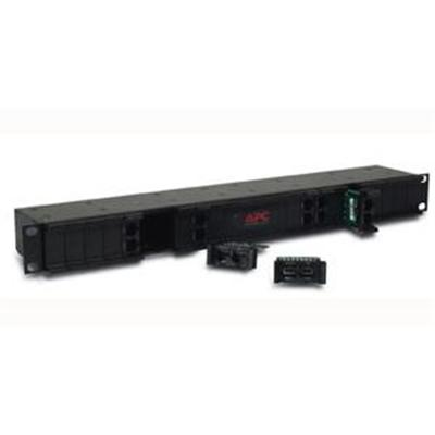 APC PRM24 ProtectNet Rack Mount 1U Chassis - 24 channels wide