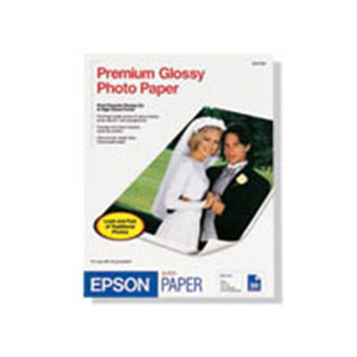 Epson S041727 4 x 6 Borderless Premium Glossy Photo Paper - 100 Sheets 174027