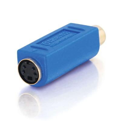 C2G 13043 Bi-Directional S-Video Female to RCA Female Video Adapter