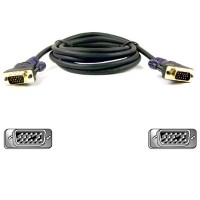 Belkin Gold Series PC Monitor Cable, 6ft.