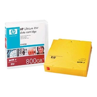 Hewlett Packard Enterprise C7973A LTO-3 Ultrium 800 GB Re-writable Data Cartridge