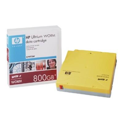 Hewlett Packard Enterprise C7973W LTO-3 Ultrium 800 GB WORM Data Cartridge