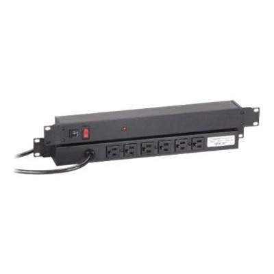 Black Box PS189A 19 Rackmount Power Strips
